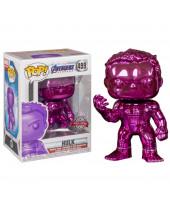 Pop! Marvel - Avengers Endgame - Hulk (Purple Chrome)