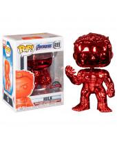 Pop! Marvel - Avengers Endgame - Hulk (Red Chrome)