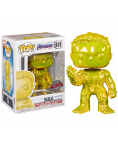 Pop! Marvel - Avengers Endgame - Hulk (Yellow Chrome)