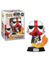 Pop! Star Wars - Incinerator Stormtrooper (Bobble-Head)