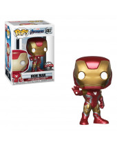 Pop! Marvel - Avengers Endgame - Iron Man (Special Edition)