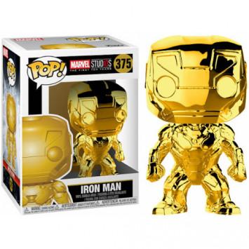 Pop! Marvel Studios - Iron Man (Chrome)