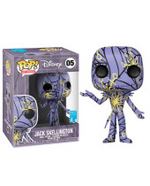 Pop! Art Series - Jack Skellington