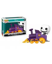 Pop! Trains - Disney - Nightmare before Christmas - Jack Skellington in Engine