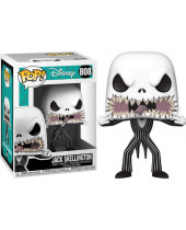 Pop! Nightmare Before Christmas - Jack Skellington (Scary Face)