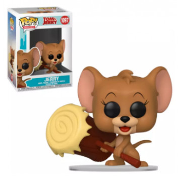 Pop! Movies - Tom and Jerry - Jerry (v2)