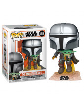 Pop! Star Wars - The Mandalorian - The Mandalorian with Jet Pack