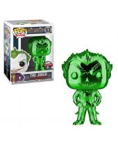 Pop! Heroes - Batman Arkham Asylum - The Joker (Green Chrome, Special Edition)