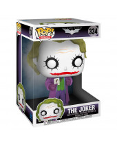 Pop! Heroes - The Dark Knight Trilogy - The Joker (Super Sized, 25cm)