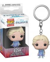 Pop! Pocket Keychain - Frozen 2 - Elsa