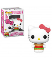 Pop! Hello Kitty - Hello Kitty - Kawaii Burger Shop