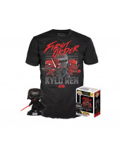 Pop! Star Wars Episode IX - Kylo Ren (Supreme Leader) Tee Box