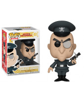 Pop! Animation - Rocky and Bullwinkle - Fearless Leader