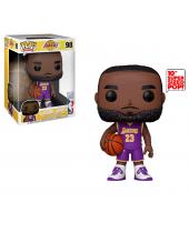 Pop! NBA - Los Angeles Lakers - LeBron James (Super Sized, 25cm)