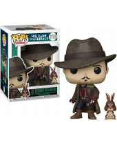Pop! Television - His Dark Materials - Lee Scorsbey with Hester