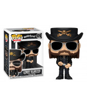 Pop! Rocks - Motorhead - Lemmy Kilmister