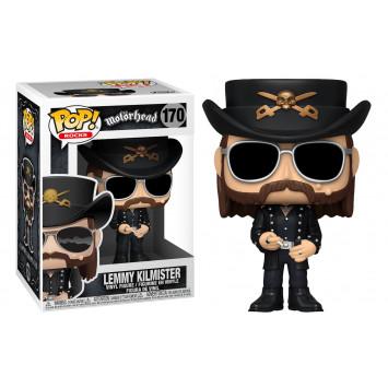 Pop! Rocks - Motorhead - Lemmy Kilmister