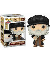 Pop! Artists - Leonardo da Vinci