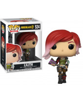 Pop! Games - Borderlands - Lilith