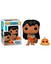 Pop! Disney - Lilo and Stitch - Lilo with Pudge