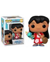 Pop! Disney - Lilo and Stitch - Lilo with Scrump