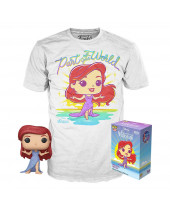 Pop! Little Mermaid - Ariel Tee Box