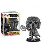 Pop! Star Wars - Knight of Ren (Long Axe) (Chrome)
