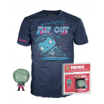 Pop! Fortnite - Love Ranger Tee Box
