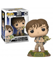 Pop! Star Wars - Luke Skywalker and Yoda