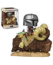 Pop! Star Wars - Mandalorian and The Child on Bantha