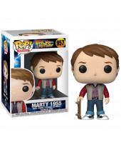 Pop! Movies - Back to the Future - Marty 1955