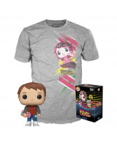 Pop! Back to the Future - Marty Tee Box