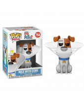 Pop! Movies - Secret Life of Pets 2 - Max with Cone