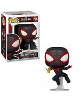 Pop! Games - Marvels Spider-Man - Miles Morales (Classic Suit)