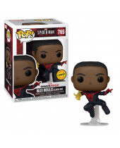 Pop! Games - Spider-Man Miles Morales - Miles Morales (Classic Suit) (Chase)