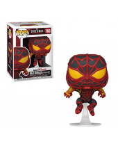 Pop! Games - Marvels Spider-Man - Miles Morales (Strike Suit)