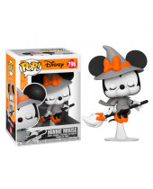 Pop! Disney - Mickey Mouse - Minnie Mouse