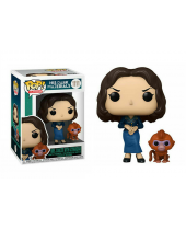 Pop! Television - His Dark Materials - Mrs. Coulter with Ozymandias