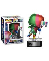 Pop! Icons - MTV - MTV Moon Person (Rainbow)