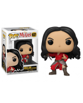 Pop! Disney - Mulan - Mulan (Warrior)