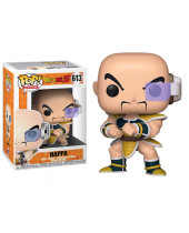 Pop! Animation - Dragonball Z - Nappa