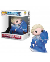 Pop! Disney - Frozen 2 - Elsa Riding Nokk