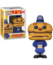 Pop! Ad Icons - McDonalds - Officer Mac