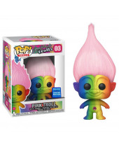 Pop! Trolls - Good Luck Trolls - Pink Troll (Limited Edition)