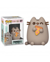 Pop! Animated - Pusheen - Pusheen with Pizza