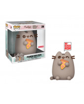 Pop! Animated - Pusheen - Pusheen with Pizza (Super Sized, 25cm)
