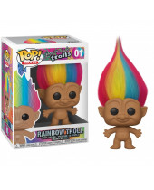 Pop! Trolls - Good Luck Trolls - Rainbow Troll