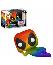 Pop! Marvel - Deadpool - Rainbow Deadpool