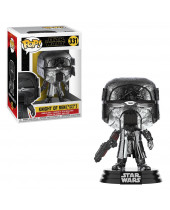 Pop! Star Wars - Knight of Ren (Blaster Rifle) (Chrome)