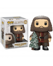 Pop! Movies - Harry Potter - Ruebus Hagrid Holiday (Oversized, 15cm)